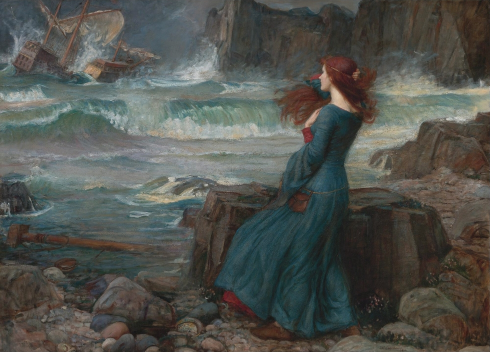 Miranda - The tempest